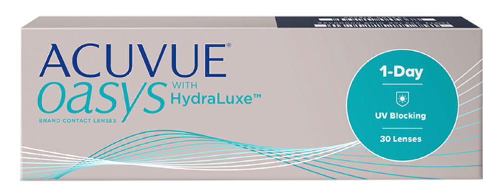 Johnson&Johnson Acuvue Oasys 1-DAY with HYDRALUXE